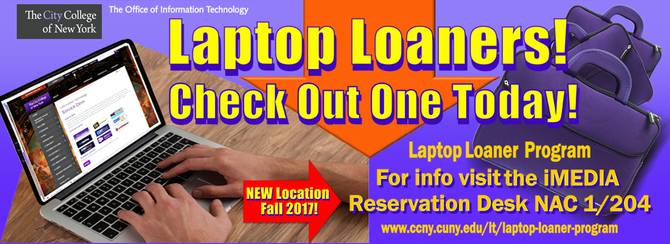 Laptop Loaner Program